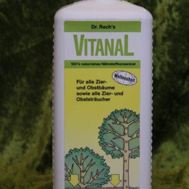 VITANAL Bäume und Sträucher